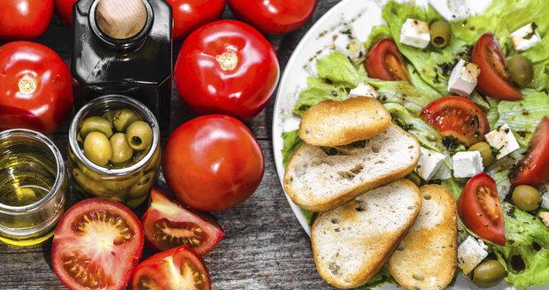 Středomořská dieta? Ano, rozhodně ano!