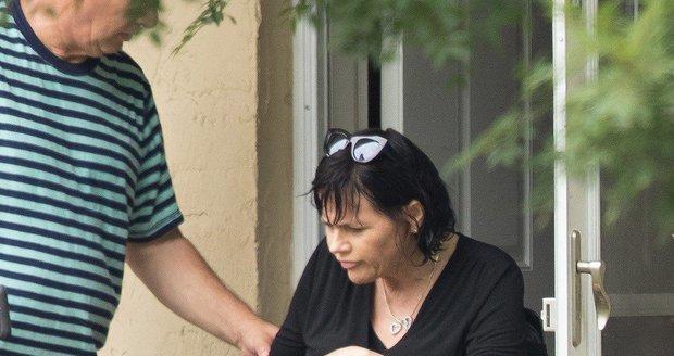 Samantha Markle je po bouračce upoutána na invalidní vozík.