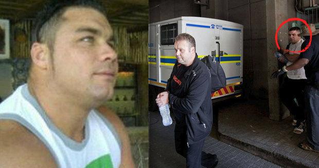 Krejčířův bodyguard skončil v poutech! Obvinili ho z vydírání, únosu a praní peněz
