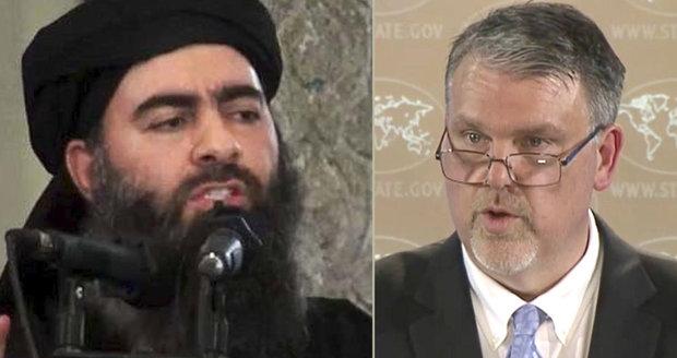 Vůdce ISIS plánuje z úkrytu pomstu, tvrdí agenti USA. Bagdádí prý stále žije