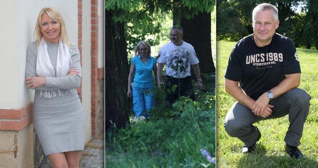 Rok od propuštění Kajínka promluvila jeho Magda: Rakovina!