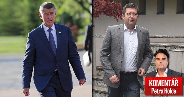 """Komentář: Drama v ČSSD rozhodne o Babišovi. Pomůže vláda straně z """"předpeklí""""?"""