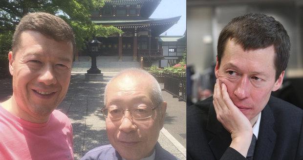 """Okamurové mají strach o otce, hádají se však dál: """"Bratr je proislámský radikál"""""""