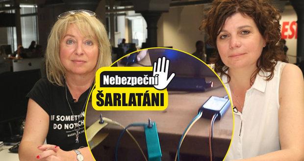 """Režisérka, která odhalila šarlatány: Sama se léčila na klinice """"pro pražské pipiny"""""""