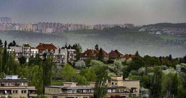 První srpnový týden bude v Praze spíše deštivý. Koncem týdne se má ale zase oteplit. (ilustrační foto)