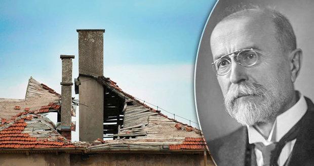 Záchrana domku, kde vyrůstal Masaryk: Sokolové na to nemají, rekonstrukci zařídí Čejkovice