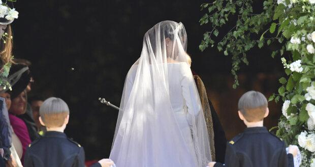 Děti na královské svatbě Harryho a Meghan