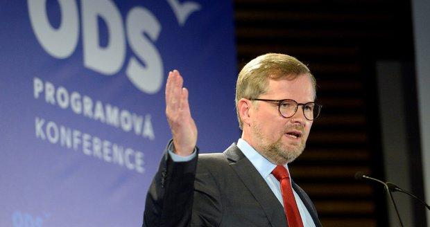 Šéf ODS Fiala tepe Babišovy snahy: Česko je krok od polokomunistické vlády