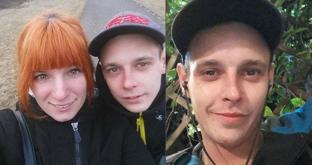 Čech Tomáš (26) zmizel v Itálii: Někdo ho unesl, bojí se přítelkyně Pavla
