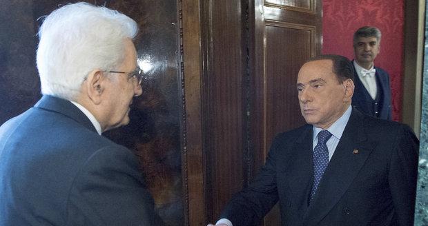 """Hanebnost."" Útok na prezidenta rozlítil italské expremiéry, diví se i Berlusconi"