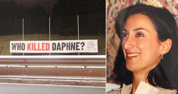 Novinářku (†53) na Maltě zabila bomba v autě. Mafie vyhrožuje její rodině