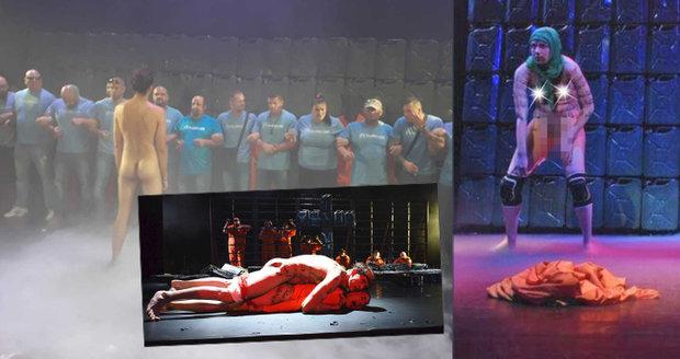 Divadelní festival, kde Ježíš znásilnil muslimku, milionovou dotaci přece jen dostane!