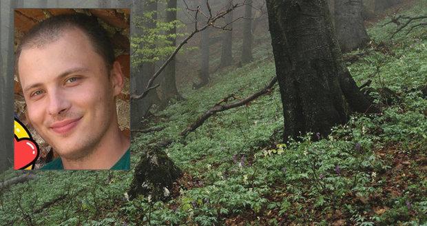 Roman (†25) odešel od přítelkyně a zmizel: Našli ho oběšeného v lese