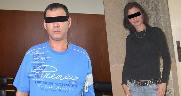 Zdeněk B. (42) si za vraždu partnerky Olgy (†29) má odsedět 17 let. Matku čtyř dětí zabil ze žárlivosti.