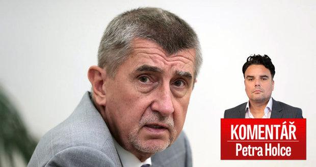 Komentář: Ani Babiš není politicky nesmrtelný. Jeho kauzy škodí ale hlavně TOP 09