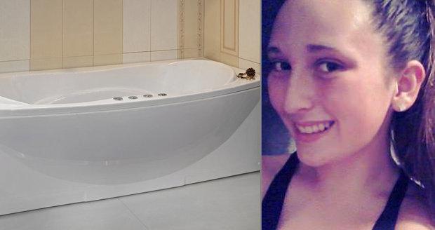 Dívka (†17) upadla ve vaně a utopila se při šílené nehodě. Máma našla mrtvolu s vlasy v odpadu
