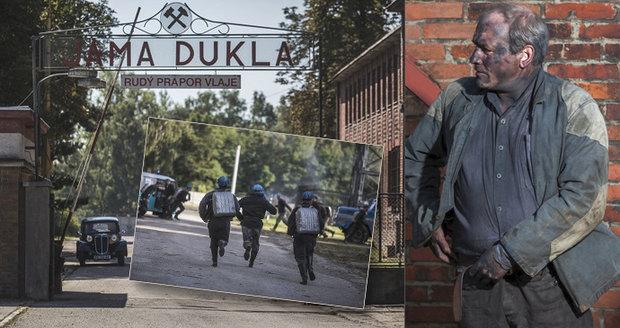 Scény z filmu Dukla 61