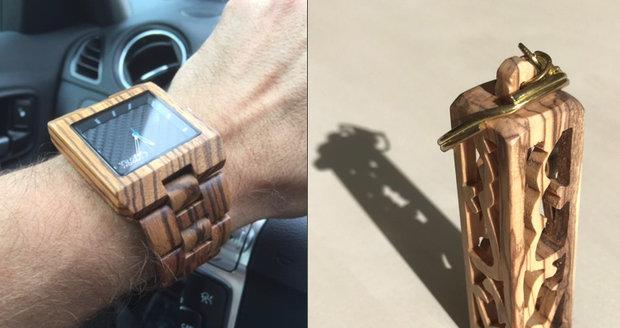 """Zloděj se """"dobře napakoval"""". Z luxusního auta ukradl hodinky a další ... 2c1a2c10dd"""