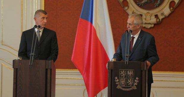 Babiš je podruhé premiérem. Zažaluje Slováky kvůli StB a měl svou propisku