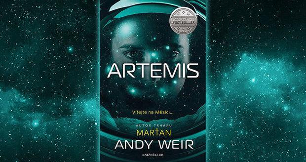 Recenze: V Artemis pokračování Marťana nečekejte, Weir vás ale uchvátí novým dobrodružství z vesmíru