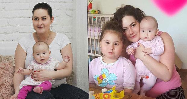 Pavlína bojuje s rakovinou: Léčí ji kojení a dcerka!