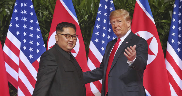 Trump se opět sejde s Kimem. O čem chtějí s diktátorem KLDR jednat?