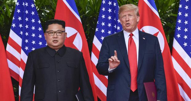 Severní Korea testovala novou strategickou zbraň: Napětí v regionu znovu stoupá