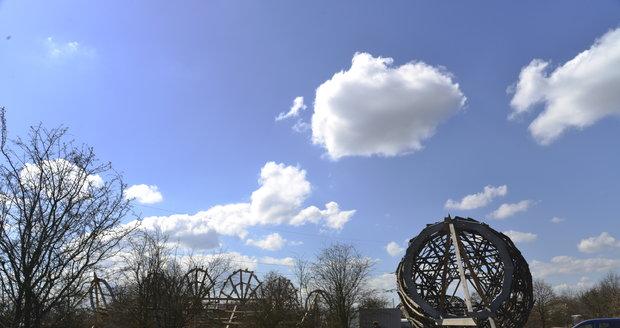 Takto probíhala stavba nejnovější rozhledny Prahy, která je situovaná v Kyjích.