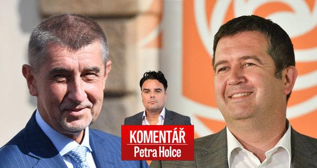 Komentář: ČSSD míří do vlády s Babišem. Čeká ji spása, nebo zánik?