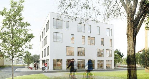 Na Petřinách postaví novou knihovnu: Vznikne na místě, kde stojí bývalá mateřská školka. Jak bude vypadat?