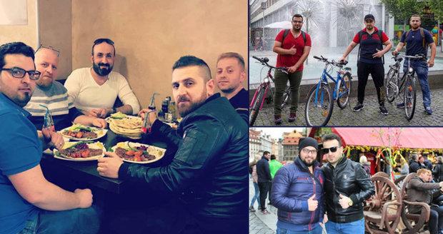 """""""Nevděční Iráčané"""" jsou po útěku z Česka noví Němci. Mají mercedes i plazmu"""