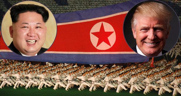 """V KLDR chystají spartakiádu. Pro potěchu Kima oslaví """"Zářící vlast"""", přijede i Trump?"""