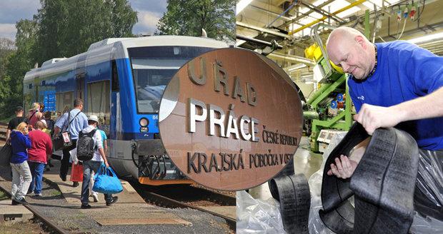 Čechům se nechce stěhovat za prací. Stát nabízí 50 tisíc, žádali o ně jogín i školnice