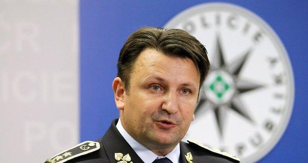 Slováci kývli na Tuhého. Policejnímu šéfovi se otevřely velvyslanecké dveře