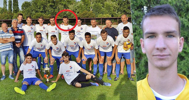 Tragická smrt nadějného fotbalisty: Honza (†18) utonul před zraky kamarádů