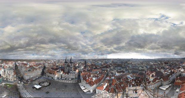 Těžko uvěřit, že Praha coby město, tak jak ji známe dnes, vznikla teprve před 235 lety (ilustrační foto).