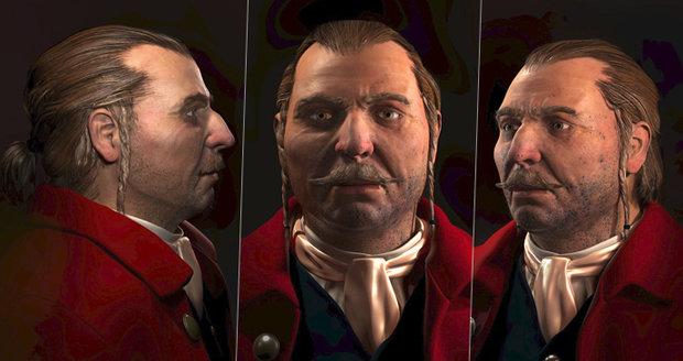 To je on! Baron Trenck – válečník, rebel, násilník a žádný krasavec: Vědci mu dali tvář