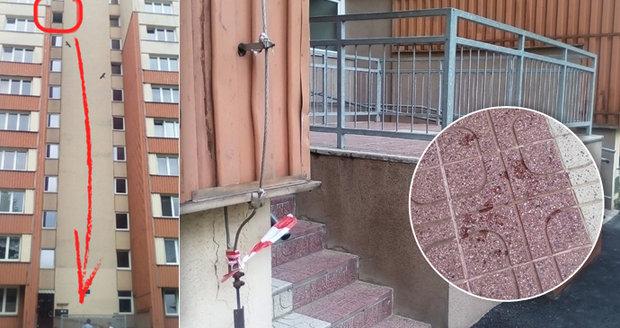 Muž (†28) hodil dítě (†9) z okna a skočil: Byla to jeho sestra!
