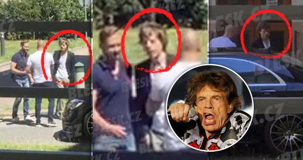 Mick Jagger skončil v Ústřední vojenské nemocnici!