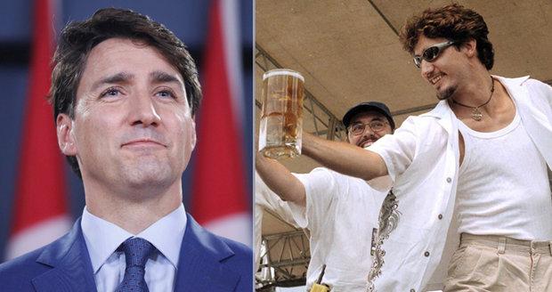 Divoké mládí vzorného premiéra: Trudeau prý osahával reportérku na festivalu