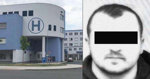 Nebezpečného pacienta psychiatrie, který utekl z klatovské nemocnice, už mají: Chytili ho až v Liberci