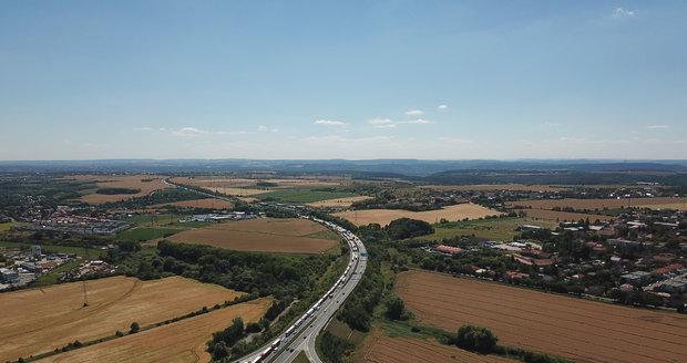 Schyluje se k problematické a vleklé dostavbě Pražského okruhu? (ilustrační foto)