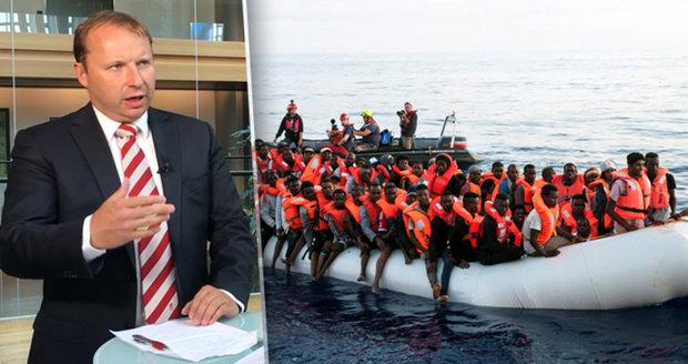 Uprchlické kvóty jsou mrtvé. Poche vzkazuje: Budeme si vybírat, jak pomůžeme