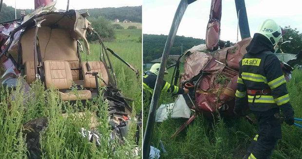Zemřel král autobusů: Marián (†63) se s vrtulníkem zamotal do drátů. Pád natočily děti na video