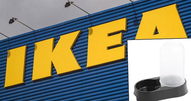 IKEA stahuje pítko pro psy a kočky, hrozí jim udušení. Nemá ho váš mazlíček?