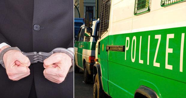 Němci zadrželi íránského diplomata: Chtěl spáchat bombový útok na své krajany
