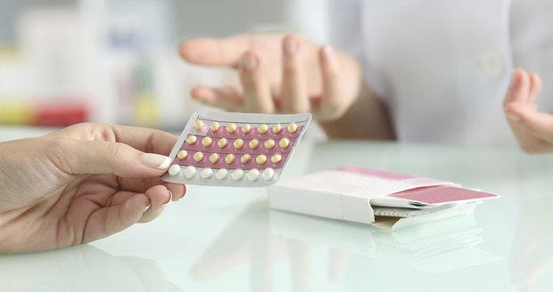 Antikoncepční pilulky mají své výhody i nevýhody.