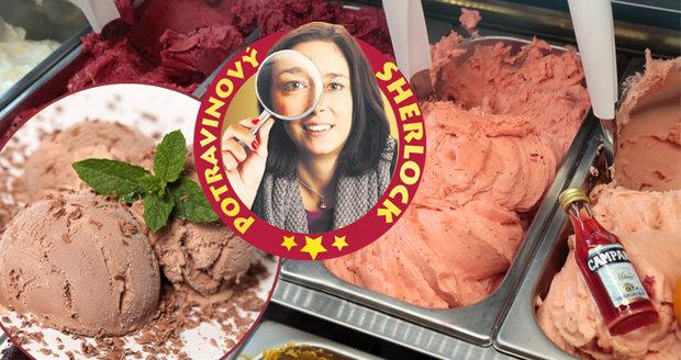 Test zmrzlin v pátečním Blesku!