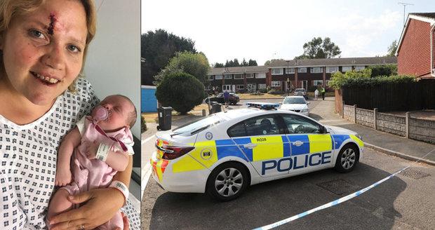 Drama se šťastným koncem: Zloději matce ukradli auto i s dcerou, dítě se po chvíli našlo