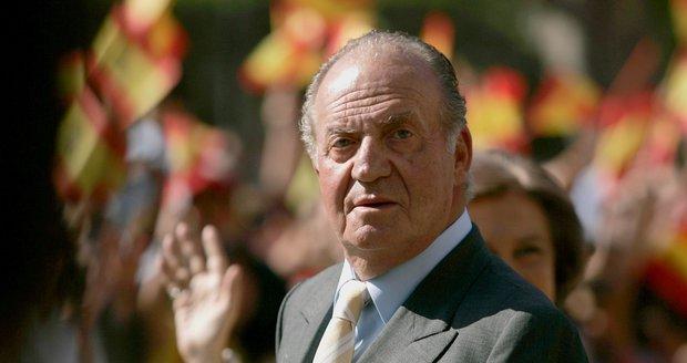 Španělsko si posvítí na bývalého krále: Přes milenku měl krýt svůj majetek v cizině